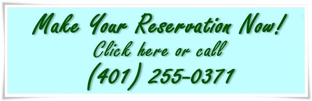 Make Your Reservation Now!
